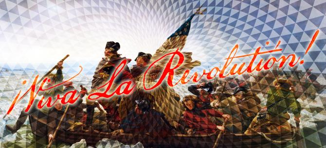 ¡Viva La Revolutión!
